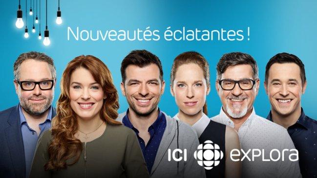 EXPLORA automne 2015: Alexandre Taillefer, Jean Lessard, Lili Boisvert et Mathieu Pichette