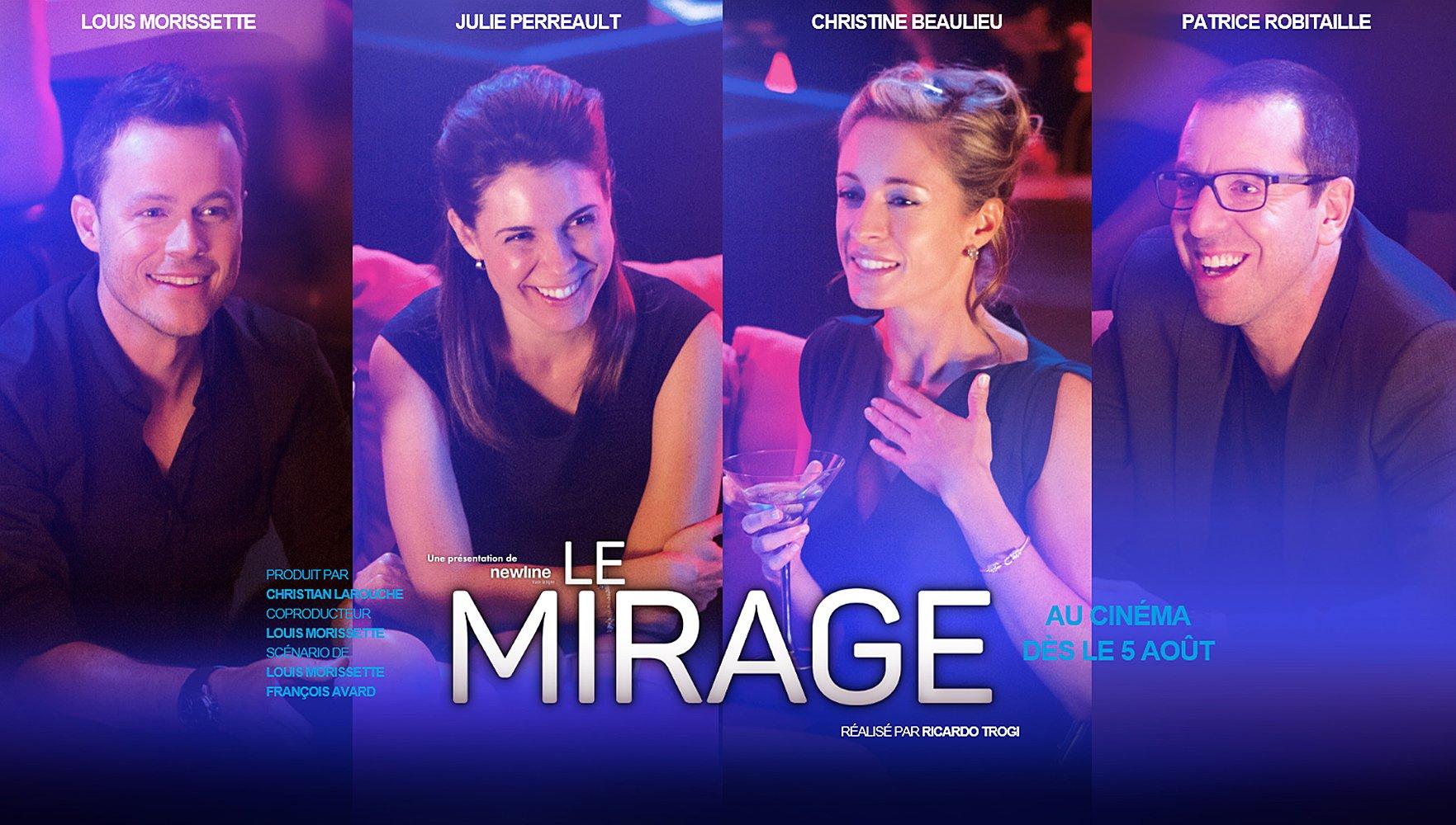 Le Mirage : une traversée du désert qui se termine par un miracle et non par... le titre du film!