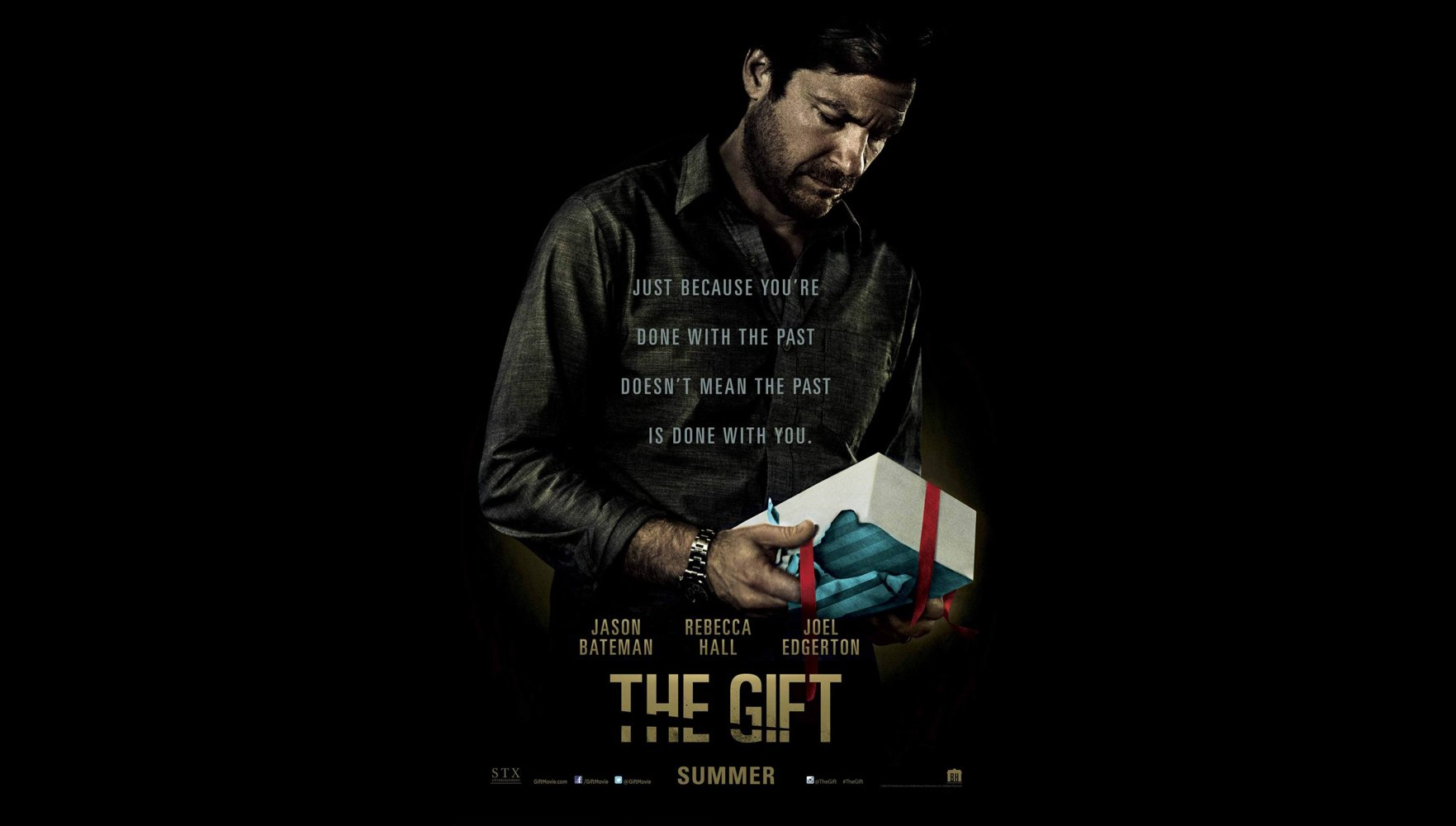 The Gift ou quand le passé se prend pour un boomerang et nous revient en pleine figure...