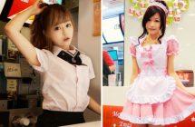 Wei Han Xu:  Weiwei la caissière «kawaii» de McDonald qui fait fureur sur le web