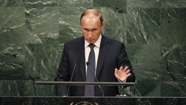 L'intervention de Vladimir Poutine à l'ONU