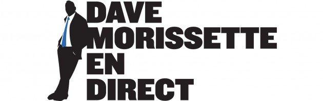 Dave Morissette en direct