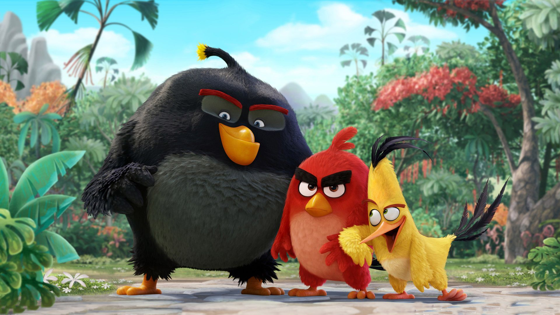 The Angry Birds Movie: la bande-annonce officielle (Jason Sudeikis, Bill Hader, Josh Gad)