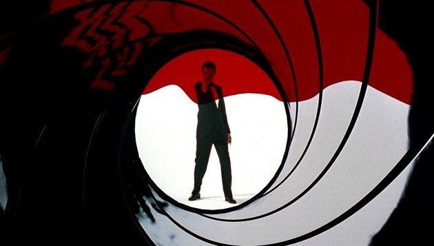 Le fameux gun barrel de Maurice Binder introduit chacun des films de James Bond depuis Dr. No en 1962