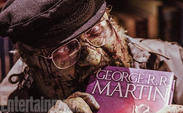 Z Nation saison 2: George R.R. Martin
