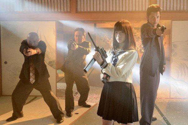 Sailor Fuku to Kikanju -Sotsugyo-: Kanna Hashimoto, l'écolière kawaii à la mitrailleuse