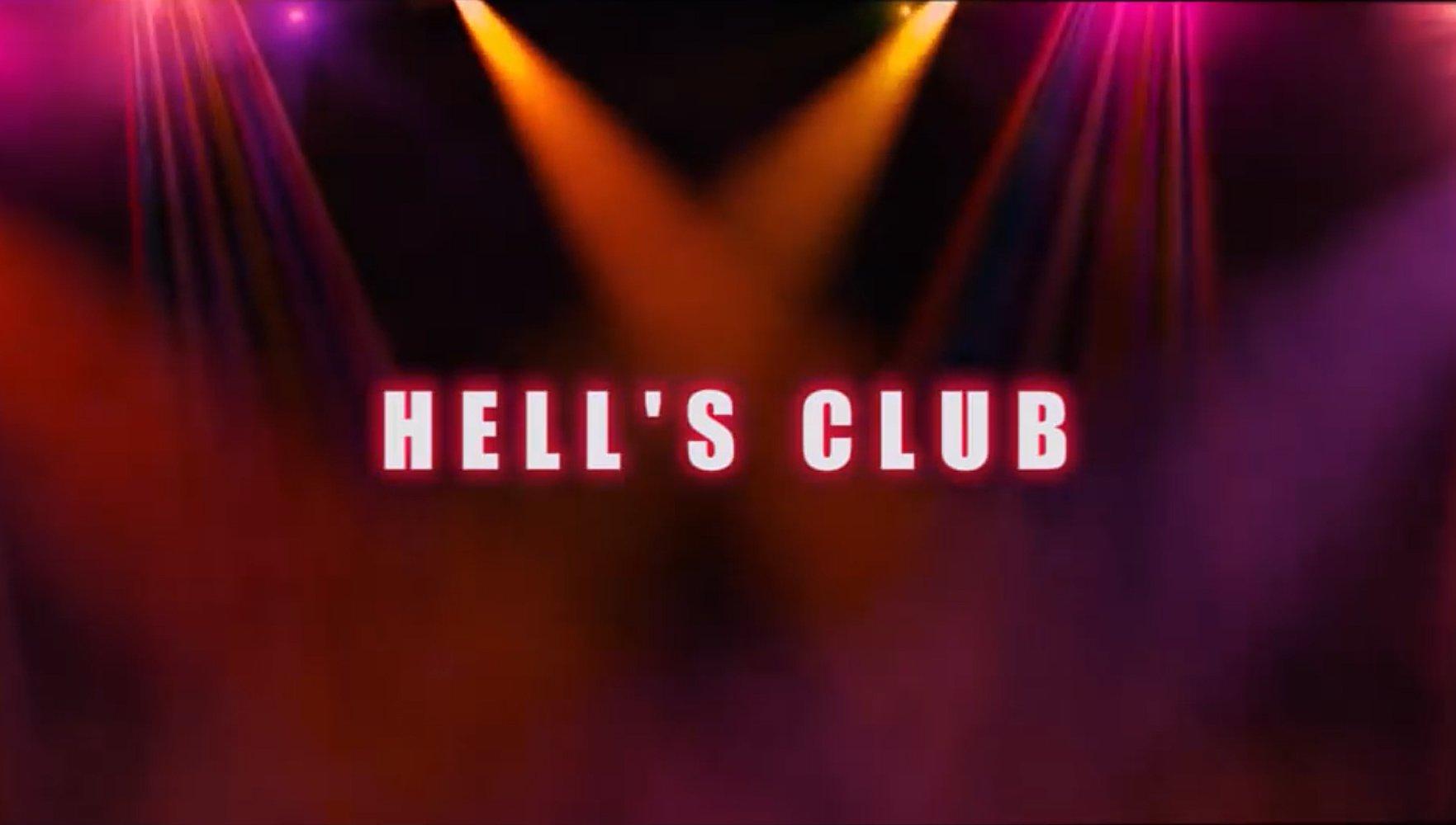 Hell's Club : nos héros de cinéma se réunissent dans un mashup qui fait rimer vitalité et viralité!