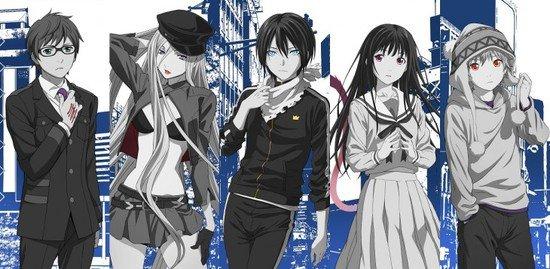 Noragami saison 2 «Aragoto»: la date de sortie