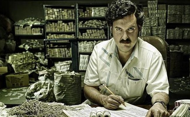 Narcos (2015): le très bon mix
