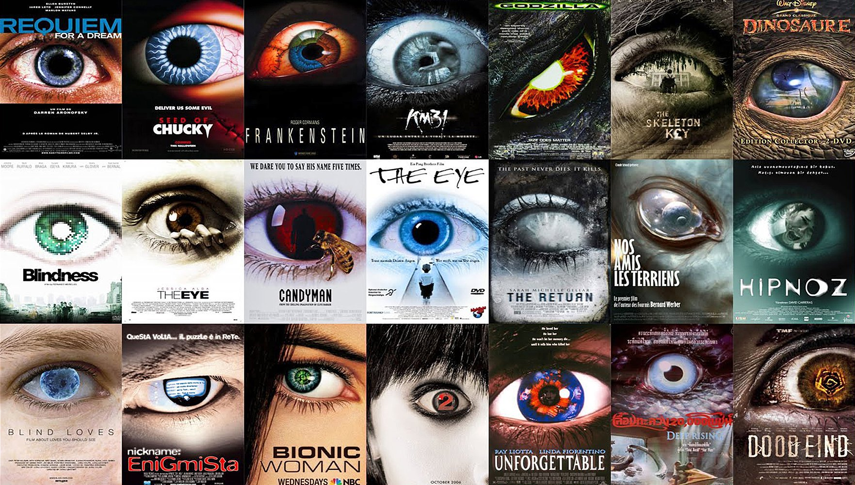 Le poster au cinéma : quand les couleurs d'un film s'affichent pour ceux et celles qui ne s'en fichent pas!