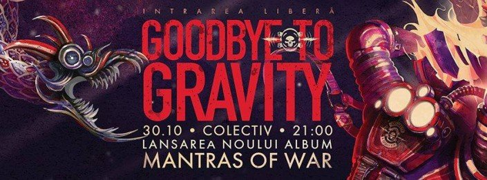 Goodbye to Gravity Colectiv club