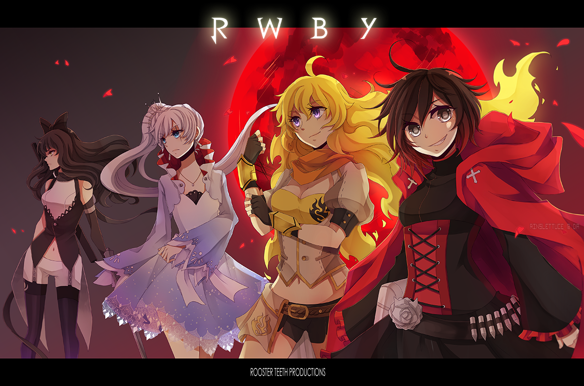 RWBY: Shirow Miwa signe l'adaptation manga