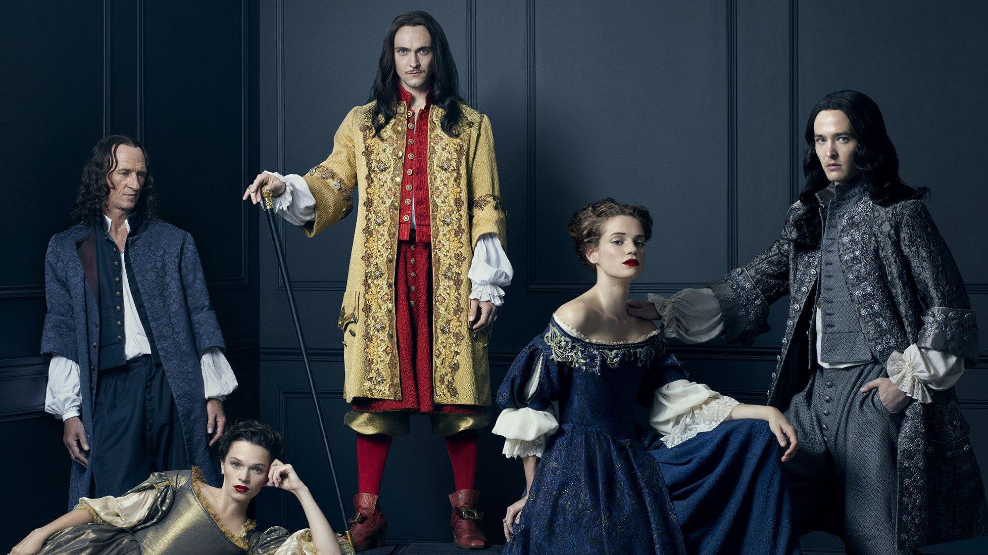 Une deuxième saison pour Versailles
