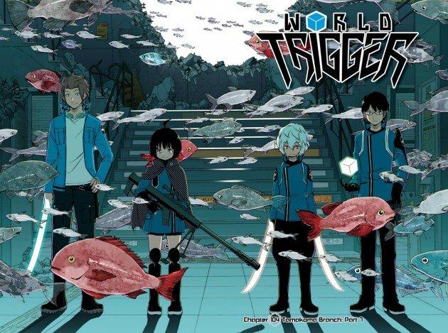 World Trigger: Tôbôsha-hen