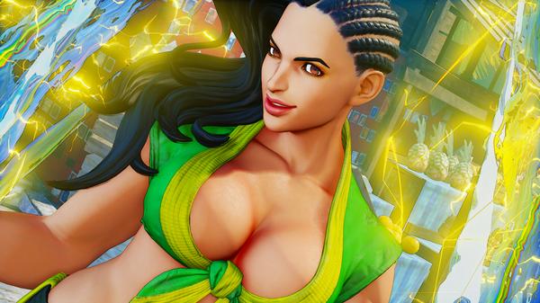 Street Fighter V: voici la petite nouvelle «Laura»
