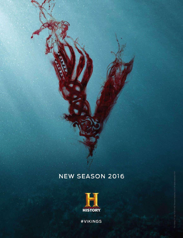 Vikings saison 4 date de retour plus d 39 pisodes et la mort du roi ragnar - Date des saisons 2016 ...