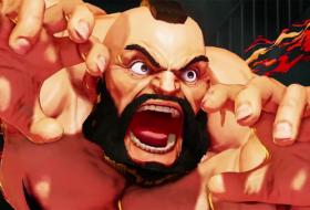 Street Fighter V : une bande-annonce dédiée à Zangief