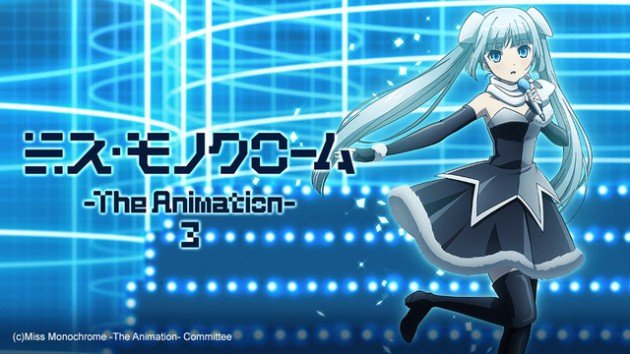 Miss Monochrome saison 3