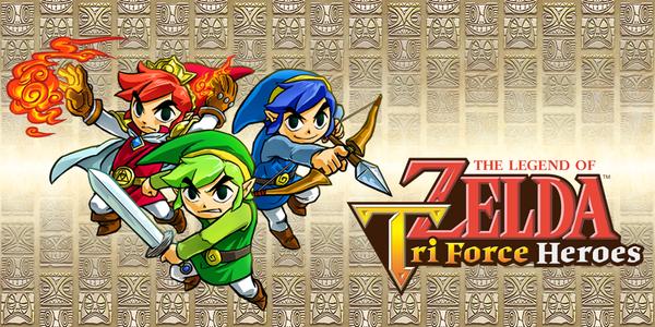The Legend of Zelda : Tri Force Heroes: une première bande-annonce