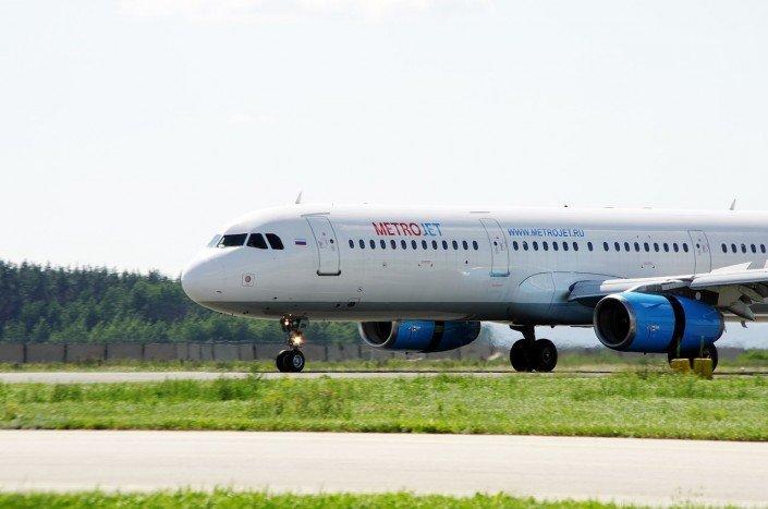 Kogalymavia (MetroJet) Airbus A321 KGL-9268