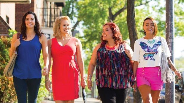 Mohawk Girls revient pour une troisième saison sur APTN