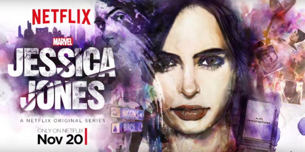Marvel's Jessica Jones: une première bande-annonce officielle