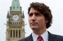 Justin Trudeau et le gouvernement Calinours