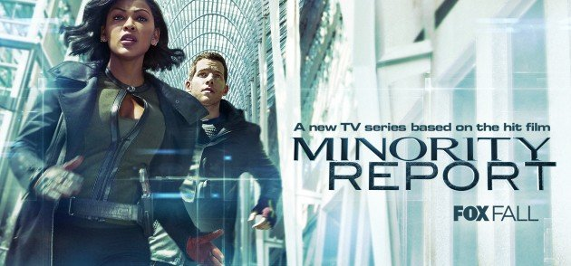 Minority Report fox