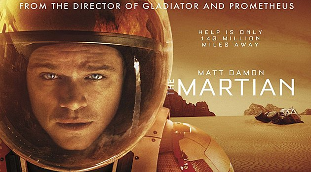 The Martian ou quand l'effet de la science dicte les faits de la fiction...