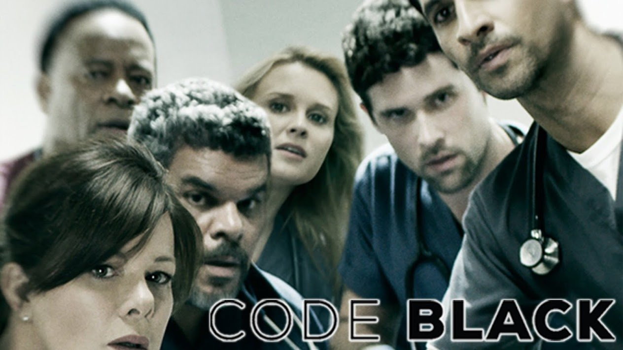 Code Black  : y'a pas urgence, mais…