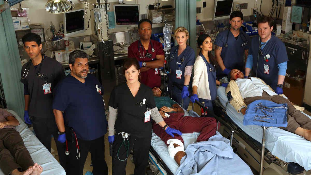 Code Black: CBS ajoute des épisodes à la série médicale
