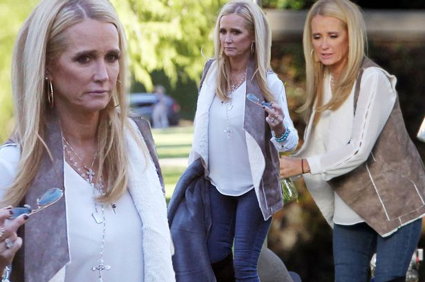 Real Housewives of Beverly Hills: Kim Richards tourne avec Brandi Glanville et Yolanda Foster