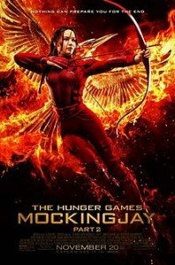 Talk-shows américains: The Hunger Games: Mockingjay – Part 2