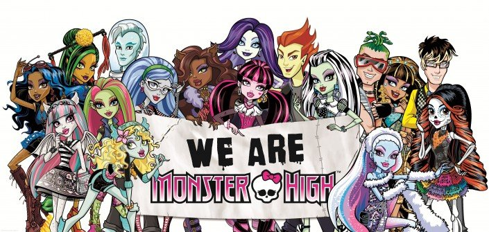 Monster High art