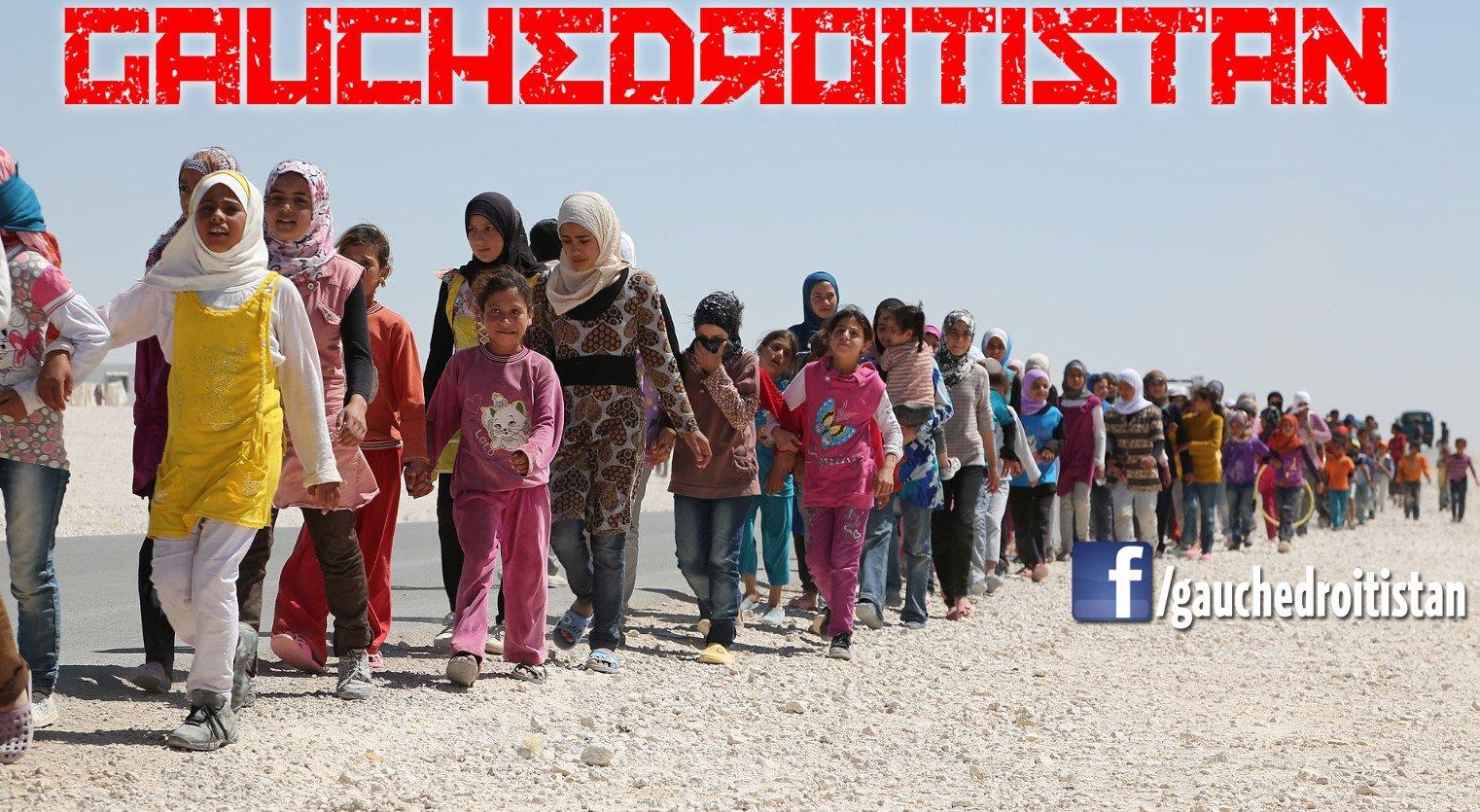 Gauchedroitistan 23 novembre 2015: PQ, autochtones, réfugiés, Niqab et Élections américaines