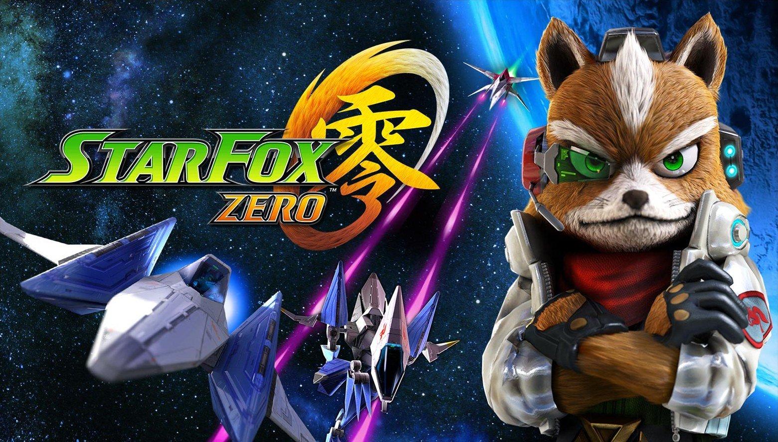 Star Fox Zero se dévoile