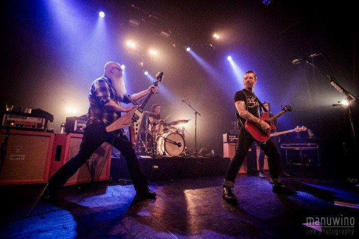EAGLES OF DEATH METAL - Paris Le Bataclan - 13 Novembre 2015.