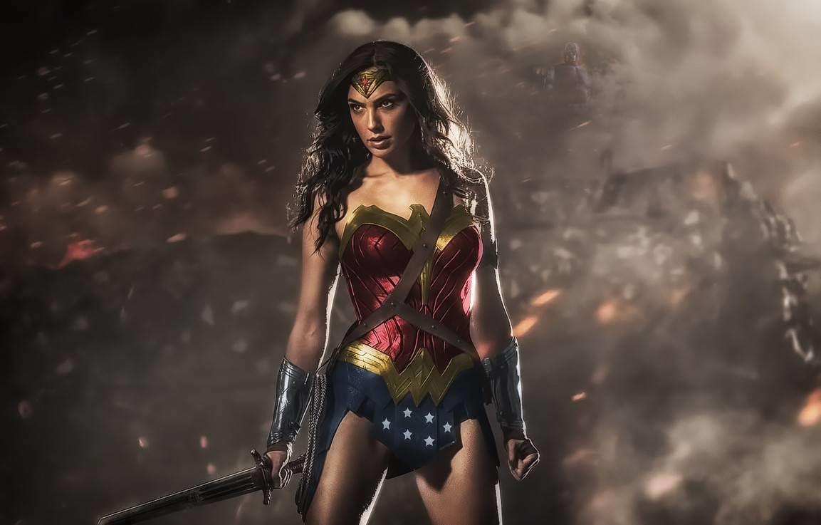 Wonder Woman: une première photo de Gal Gadot