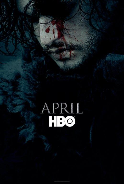 game of thrones season 6 poster