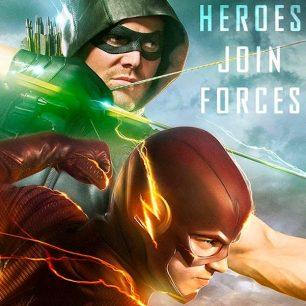 The Flash & Arrow: la bande-annonce du crossover
