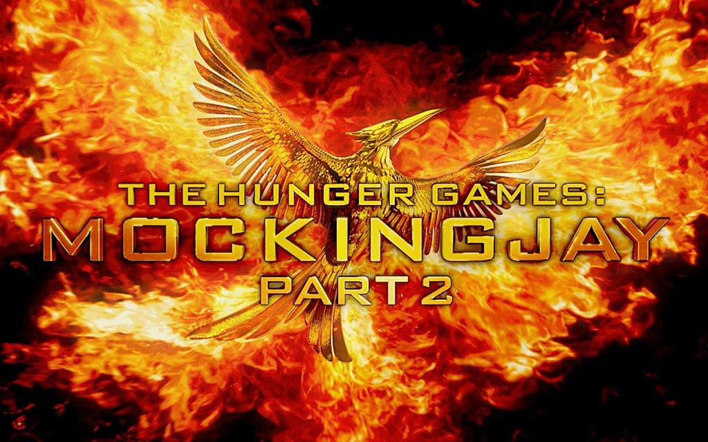 The Hunger Games: Mockingjay - Part 2 ou la tempête annoncée qui en est une dans un verre d'eau à moitié vide!