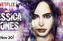 Marvel's Jessica Jones est disponible MAINTENANT sur Netflix!!