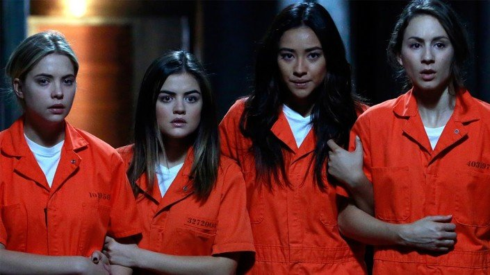 Pretty Little Liars saison 6B