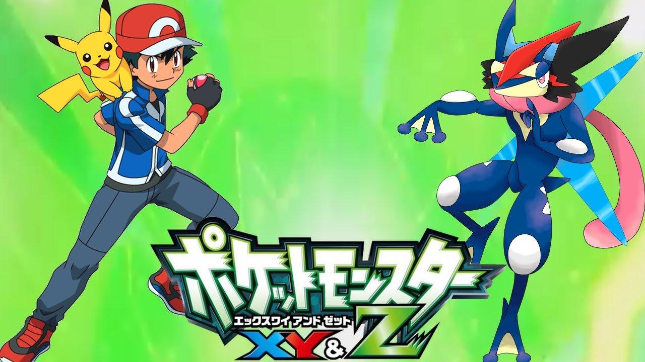 Pokémon XY & Z : l'opening par Rica Matsumoto