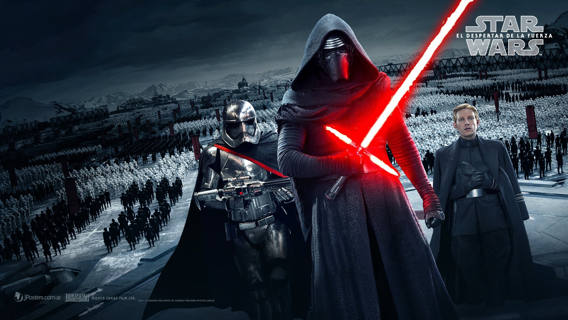Star Wars: The Force Awakens: un trailer pour Finn!
