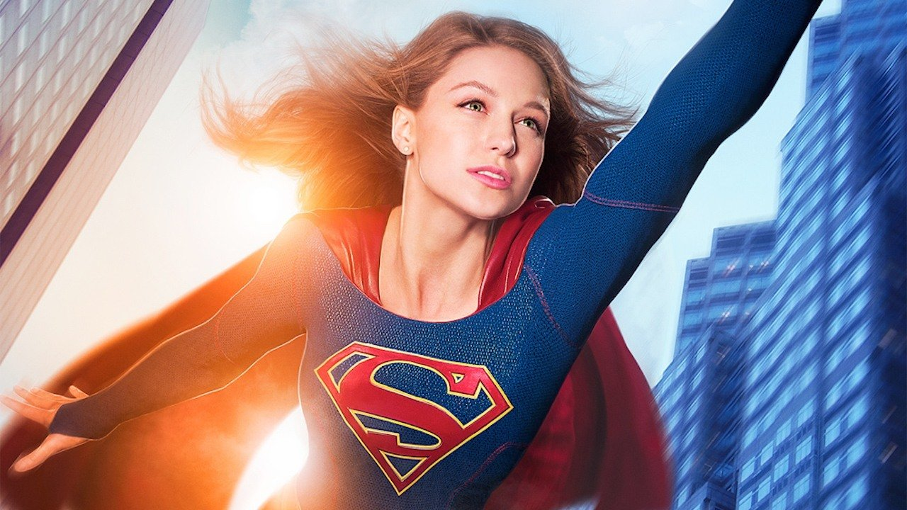 Supergirl : sauver les gens avec le sourire