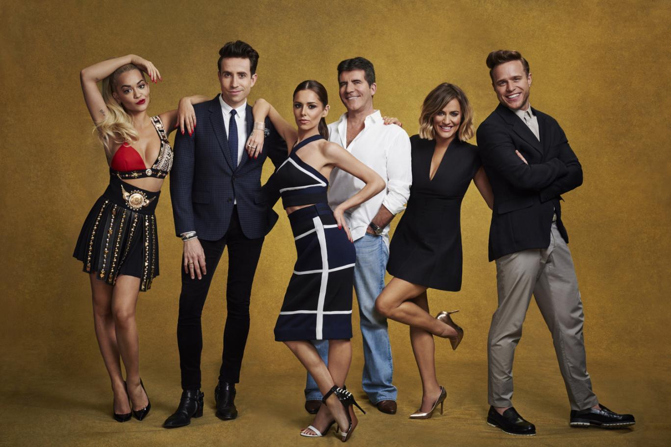 The X Factor 2015: Caroline Flack et Olly Murs reçoivent un message inattendu!