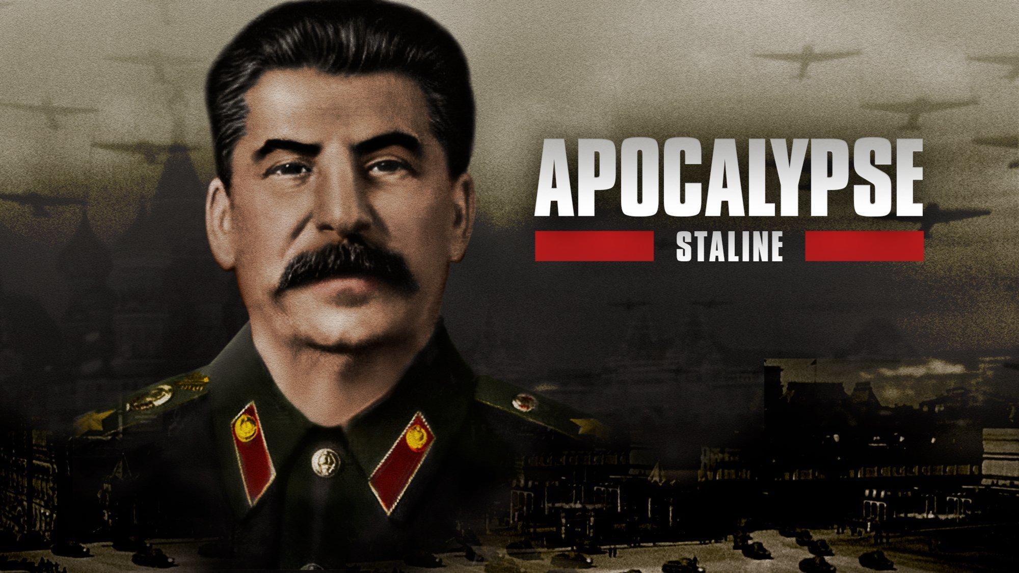 Apocalypse Staline dès ce soir sur TV5