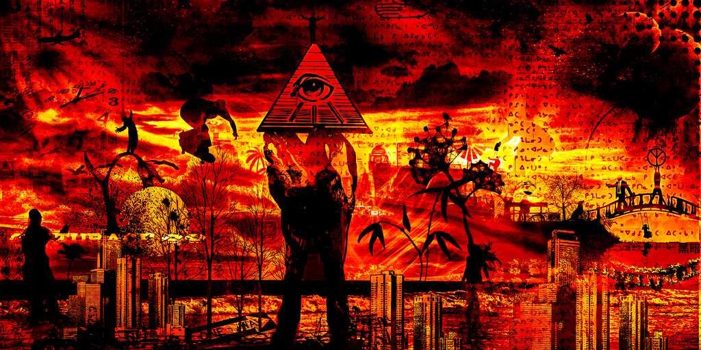 Obvi-Illuminati: Hillary Clinton serait la candidate Illuminati selon RT