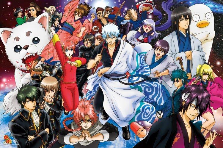 Gintama: Bientôt la fin du manga de Hideaki Sorachi ?